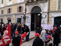 'Lavoro e solidarietà contro l'austerità'