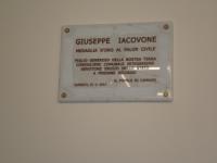 Morto in servizio, intitolata la sala consiliare a Giuseppe Iacovone