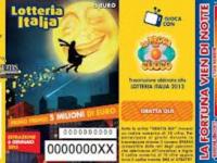 Lotteria Italia, a Venafro tagliando da 50mila euro