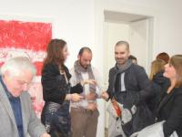 Mappe Cognitive, Dusi Gobbetti espone alla galleria Artes