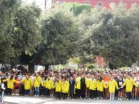 Seimila cuori gialloblu in ricordo di Nicola Palladino