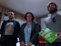 L'associazione 'Polpetta Onlus' dona libri al centro documentazione handicap