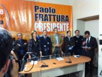 Elezioni, Frattura rinuncia al riconteggio