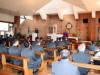 La Guardia di Finanza di Isernia celebra il Precetto Pasquale