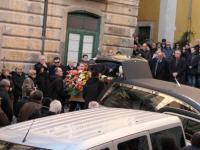 L'ultimo saluto a Vincenzo Gargano