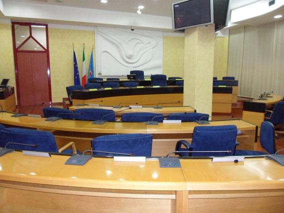 Piano operativo legge dello Stato, lunedì la seduta monotematica