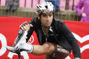 Giro d'Italia, Appollonio paga la salita