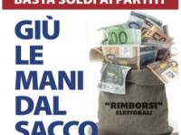 Basta soldi ai partiti, parte da Termoli la nuova campagna firme dell'Idv