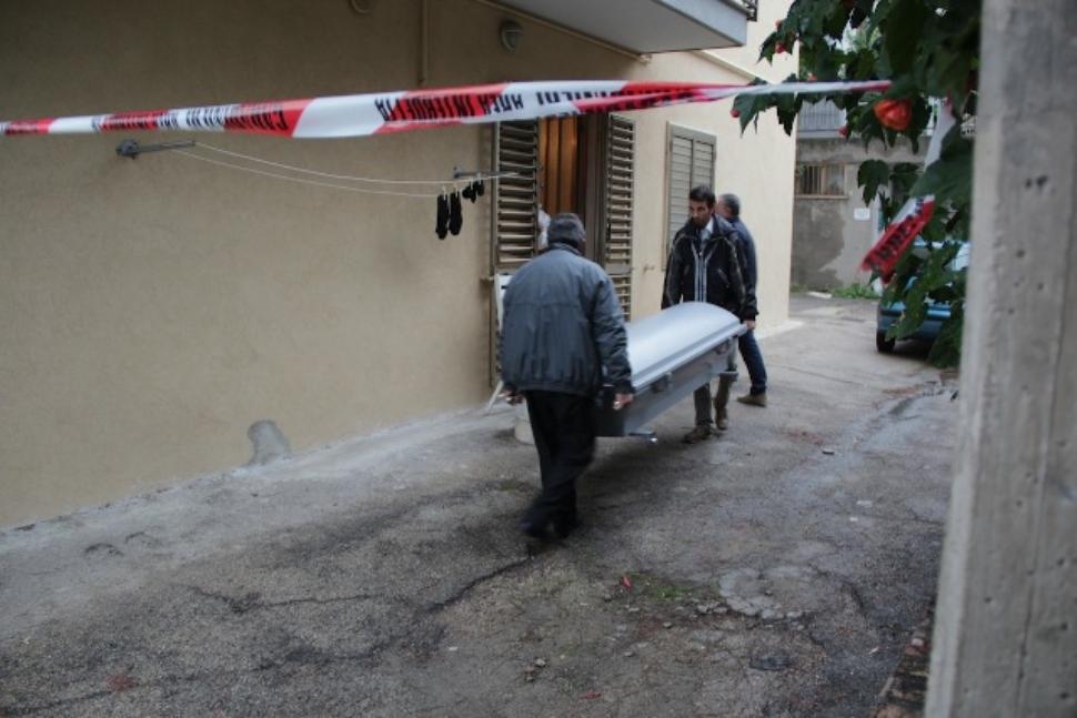 Orrore a Vasto, massacrata coppia di anziani