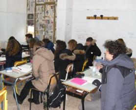 Contro la riforma Renzi, la scuola scende in piazza