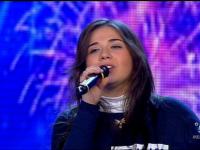 Deborah ha stregato la giuria di Italia's Got Talent