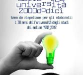 Università, torna il concorso 'Crea lo slogan'