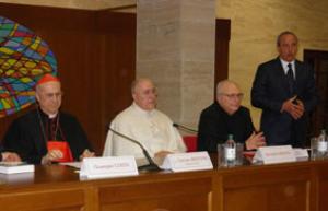 Pietracupa incontra il Segretario di Stato del Papa