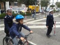 Prove tecniche su strada per 400 scolari