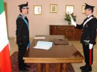 Carabinieri, la cerimonia di giuramento