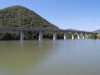 Maltempo, il viadotto del Liscione torna a fare paura