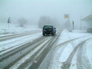 Neve, chiuse le scuole a Campobasso
