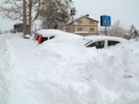 Emergenza neve, scatta l'allerta per i viveri