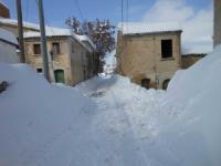 A Spinete un piano neve con due pesi e due misure