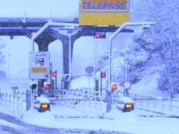 Pullman con turisti termolesi bloccato dalla neve a Riccione