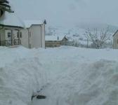 Nuova allerta meteo, ora la neve fa paura