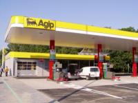 Furto con scasso ad un distributore Agip
