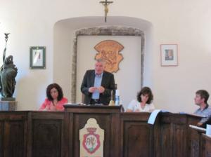 """Zarlenga lascia, dal Comune: """"Nessun problema politico"""""""