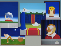 D'Angelo, l'opera pittorica tra sogno e realtà