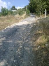 Partiti i lavori sulle strade interpoderali di Riccia