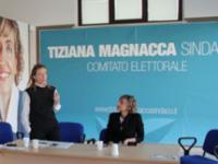 L'ex ministro Meloni lancia la Magnacca nella corsa al Municipio