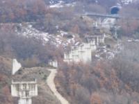 Viadotto San Lorenzo, si riaccendono i fari sui pilastri