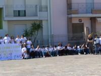 Grande commozione ai funerali di Antonio De Luca morto sulla Salerno-Reggio Calabria