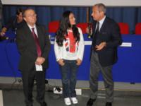 La campionessa disabile Giusy Versace incontra gli studenti