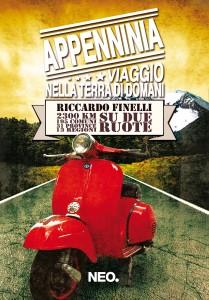 Copertina Appenninia - Riccardo Finelli - Neo Edizioni hi_res