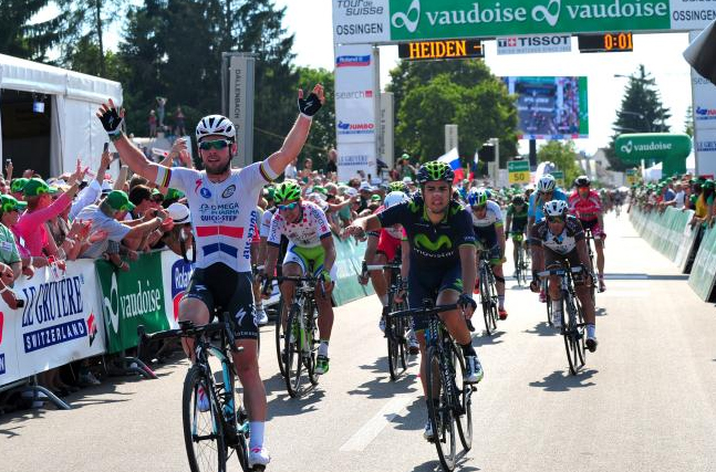 Giro della Svizzera, Appollonio ottavo