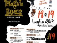 Macchia Blues, venerdì e sabato la XV edizione