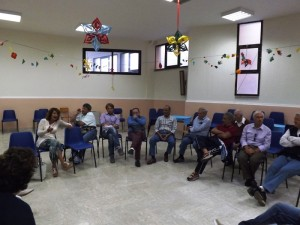 riunione sanità