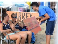 Beach volley, risultati alterni al Trofeo delle Regioni