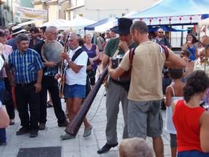 La crisi 'taglia' la Zampogna, Festival dimezzato