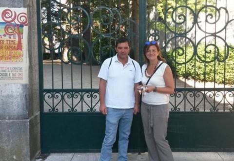 Villa de Capoa, promessa mantenuta: cancelli aperti la domenica
