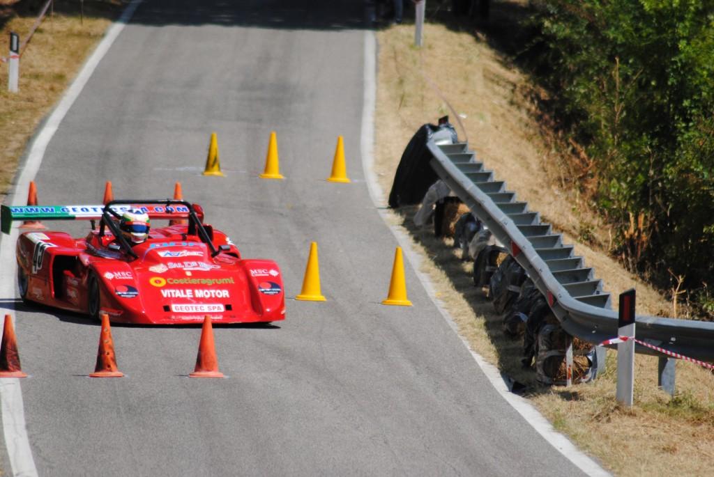 Rally e slalom, domenica felice