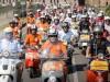 Passione Vespa, Campobasso invasa dalle due ruote