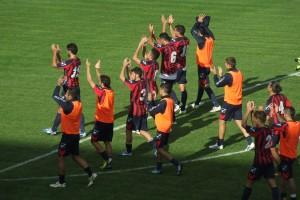 Serie D, Campobasso ancora a segno