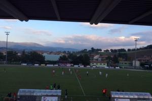 Serie D, pari Campobasso