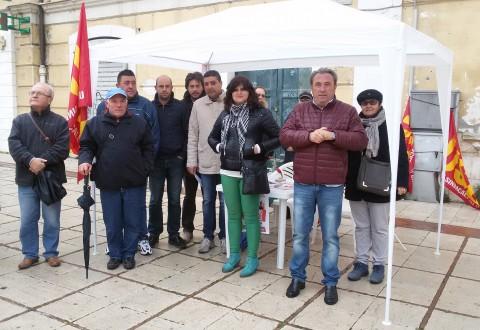 L'Unione sindacale di base scende in piazza per il lavoro
