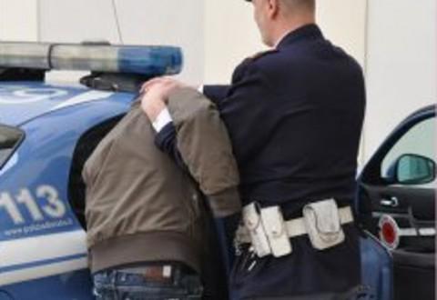 Latitante arrestato dalla Polizia