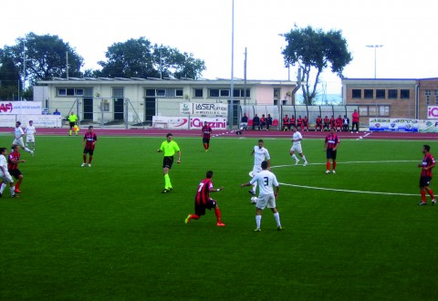Serie D, molisane in campo