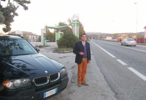 """Autovelox di Vinchiaturo, Turdò: """"Non pagate nemmeno un verbale"""""""