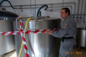 Sversamento di siero nel depuratore, denunciato imprenditore caseario di Agnone