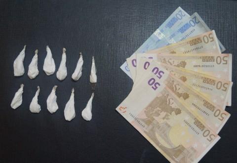 Cocaina pronta per lo spaccio, 50enne bojanese denunciato